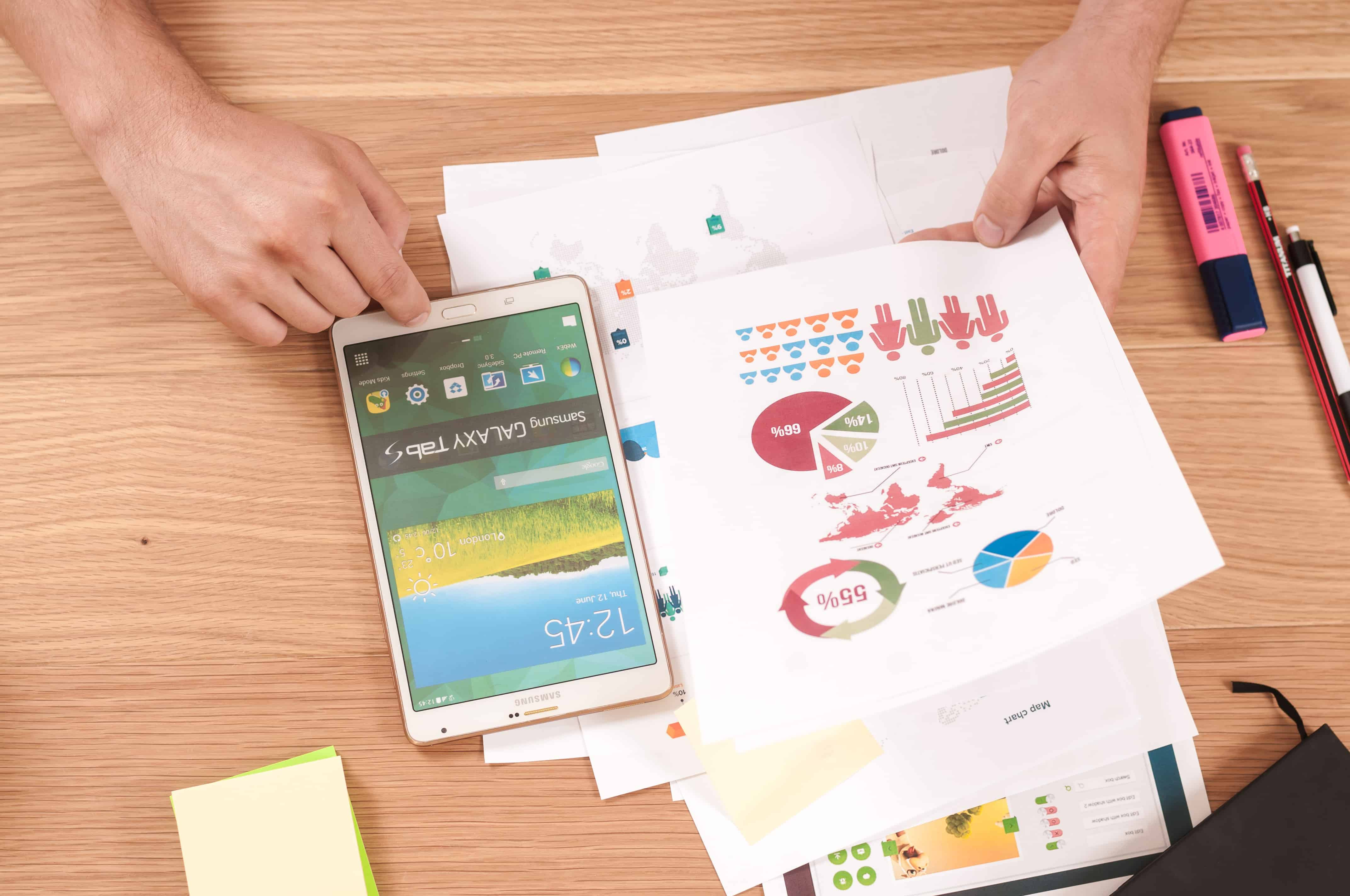 Take Advantage Of Data Visualization With These 5 Tools