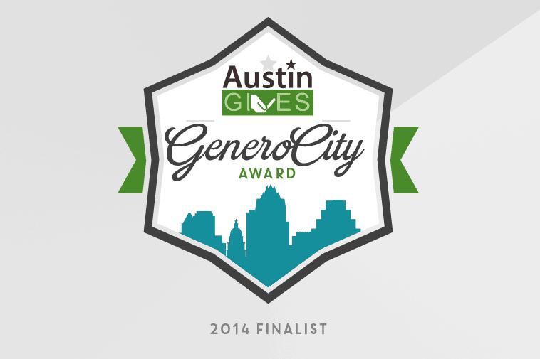 Alt Creative Selected as a Finalist for the 2014 GeneroCity Award