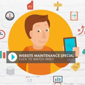 Summer Special: 20% Off Monthly Maintenance Program