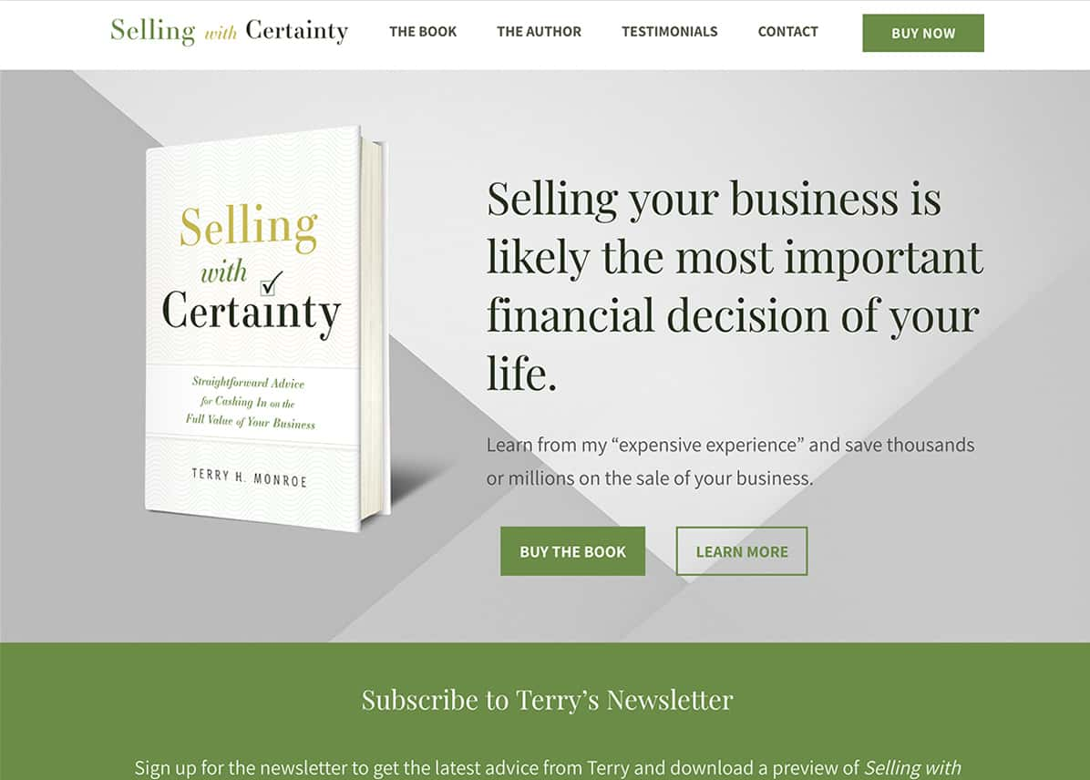 Selling with Certainty