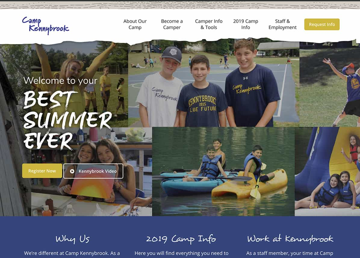 Camp Kennybrook