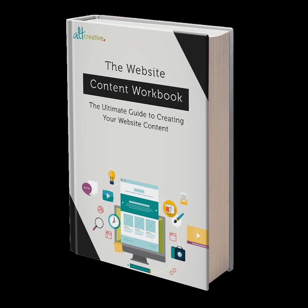 Website Content Workbook - Website Content Creation