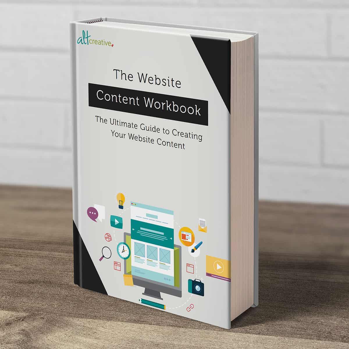 Website Content Workbook - Website Content Creation - Creating Website Content